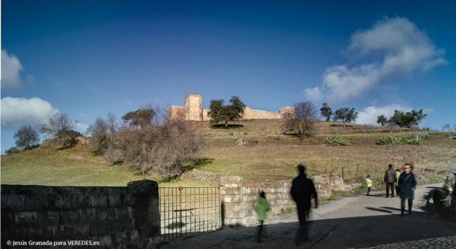EERJ. Adaptation of the inner ward of El Real de la Jara Castle   Villegas Bueno Arquitectura
