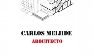 Carlos Meijide. Architect