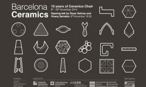 Barcelona Ceramics, 10 años de la Cátedra Cerámica ESARQ-UIC en el COAC