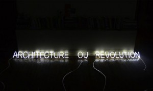 Of architecture or revolution | Pedro Hernández