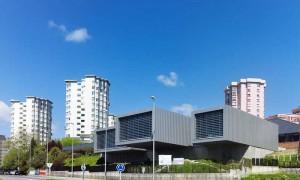 Occupational Center in Ferrol | Hermo Iglesias Veiga Arquitectos