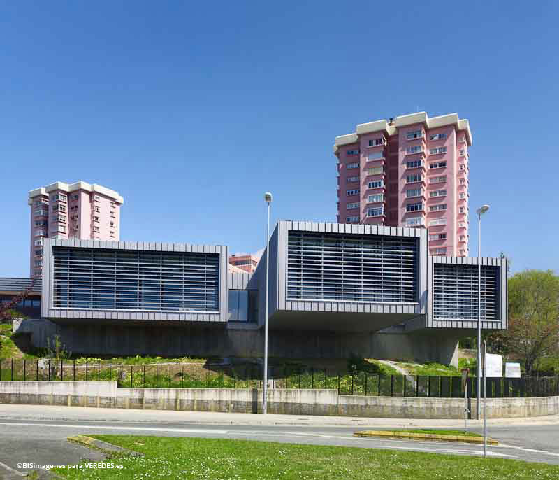 Centro ocupacional en ferrol hermo iglesias veiga - Arquitectos ferrol ...