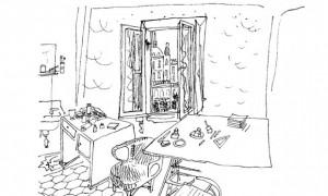 La habitación. Más allá de la sala de estar