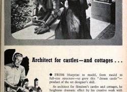 Arquitecto de castelos | Jorge Gorostiza