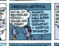 Cómic con director artístico | Jorge Gorostiza