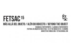 Llamada a participantes. FETSAC15