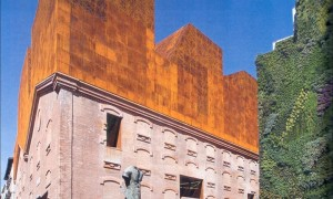 A arquitectura pública en Madrid e no inicio do século XXI (V) | Antón Capitel