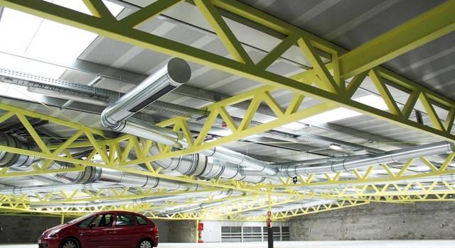 El Carbonero public parking | CiO estudio