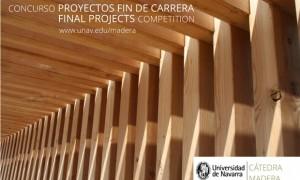 III Concurso PFC Cátedra Madera
