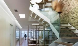 Rehabilitación Integral y Reforma de edificio para sede del Colegio de Farmacéuticos y dependencias del Colegio de Médicos de la provincia de A Coruña | AJ Arquitectos