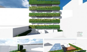 Montse Puig - Antonio Vagace · I+D | Urban Green Design