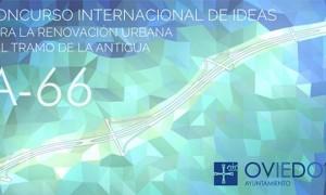 Concurso internacional de ideas para resolver el acceso a la ciudad de Oviedo por la antigua A66