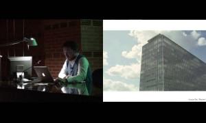 Espazo arquitectónico, cine e teoría. Daniel Dávila