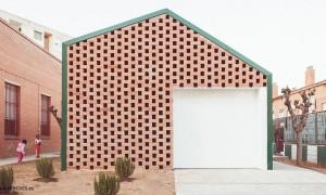 Centro para o servizo de distribución de alimentos Camp Clar | NUA Arquitectures