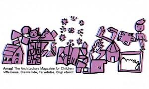 Maushaus - Jorge Raedó · publicación/revista/educación | Amag! Revista de Arquitectura para Niños