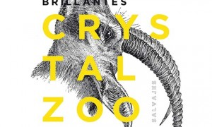 CrystalZoo. Brillantes animales salvajes
