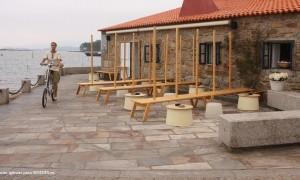 Loxe Mareiro. Beach stall | cenlitrosmetrocadrado