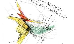 Conversaciones con Enric Miralles. Josep Quetglas