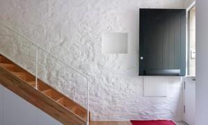 Vivienda entre medianeras en Algalia de Abaixo | Ansede Quintáns Arquitectos