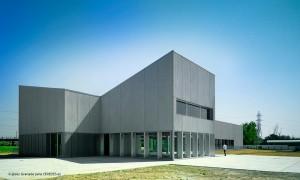 Instalaciones deportivas en la Isla de la Cartuja (1ª fase) | Cayuela Marqués Arquitectos
