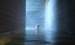 Thermal baths in Vals, Peter Zumthor