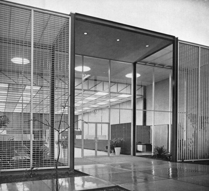 South Bay Bank, 1956