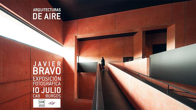 Exposión Javier Bravo @ CAB Burgos Arquitecturas de aire