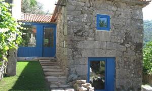 Rehabilitación de vivenda vernácula en Arén | Luis Gil+Cristina Nieto