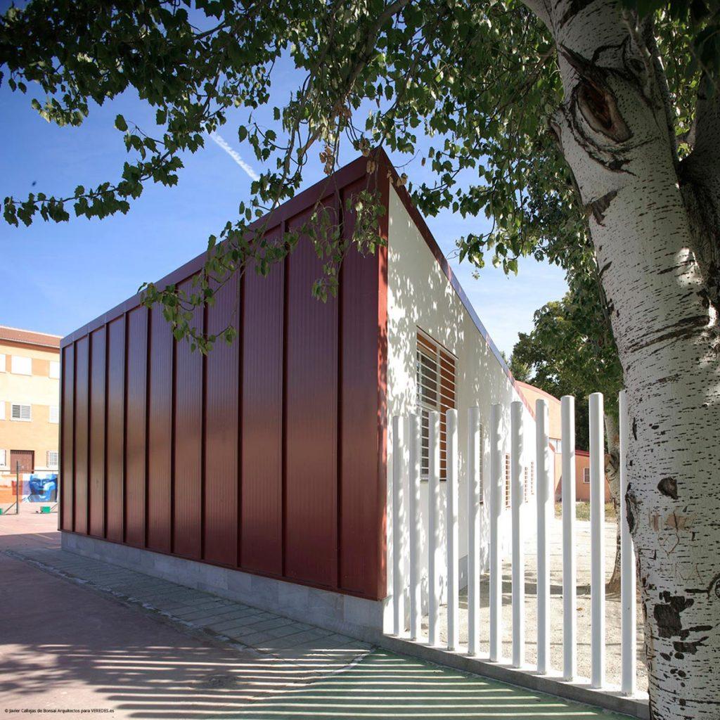 Aula-taller en Atarfe Bonsai Arquitectos o5