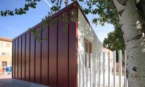 Aula-obradoiro en Atarfe | Bonsai Arquitectos