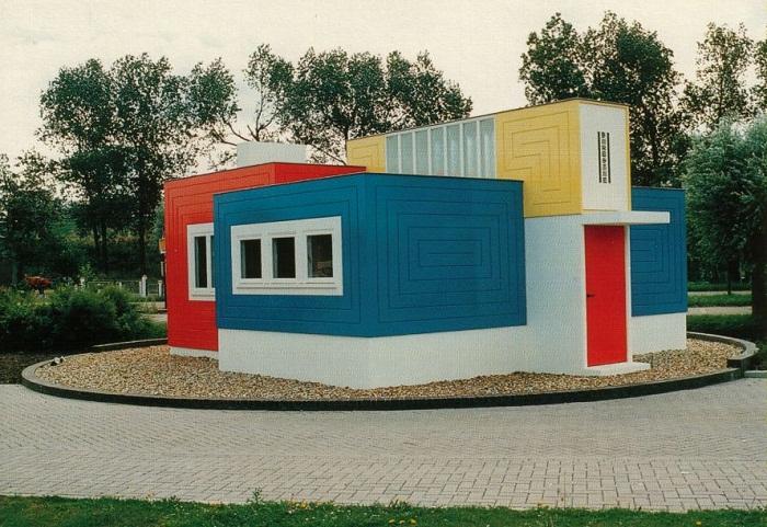 Oficina de Director del Barrio Oud-Mathenesse  dijkstra bu