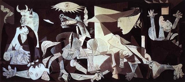 Guernica. Museo Reina Sofía, Madrid