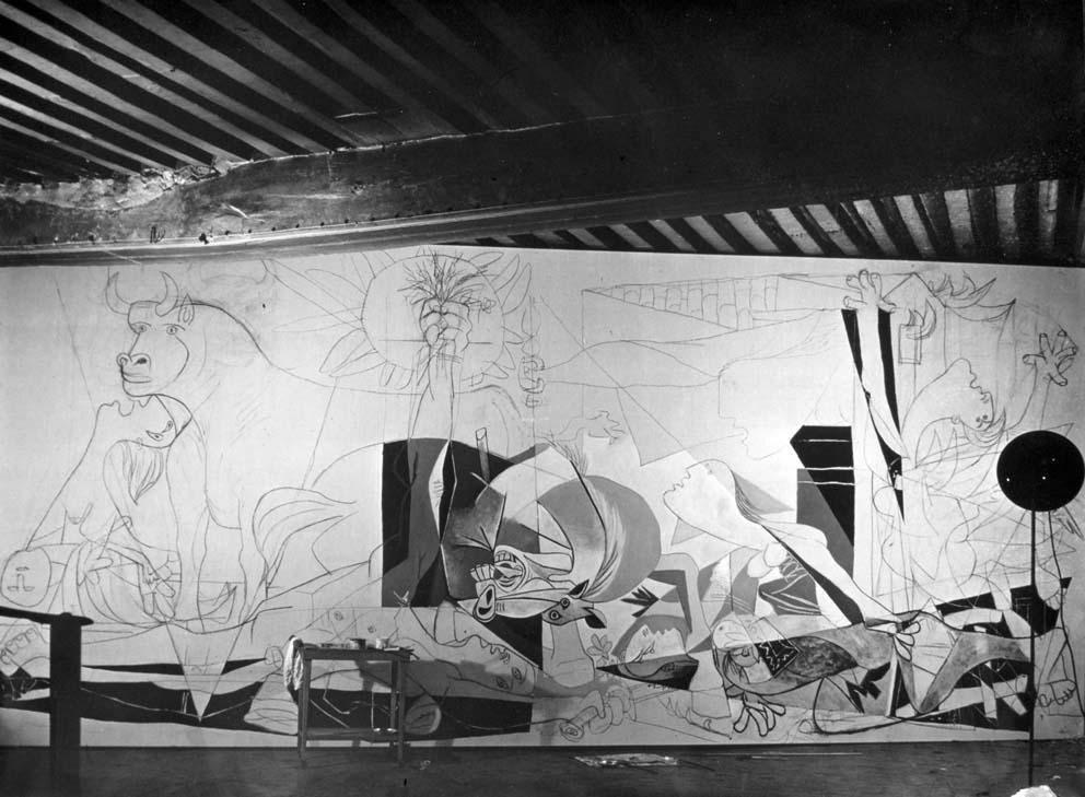 Guernica. Dora Maar