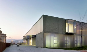 Centro de Saude en A Parda | vier arquitectos