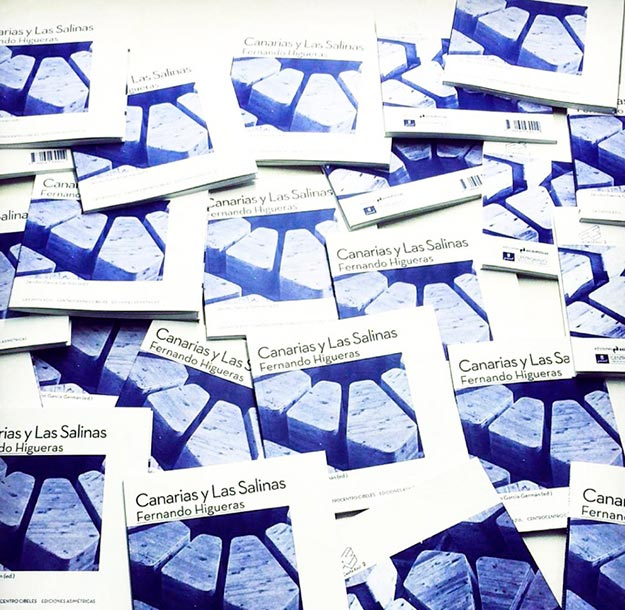 La casita azul. Fernando Higueras. Canarias y Las Salinas