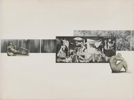 Mies van der Rohe, Proyecto de Museo para una pequeña ciudad, 1942