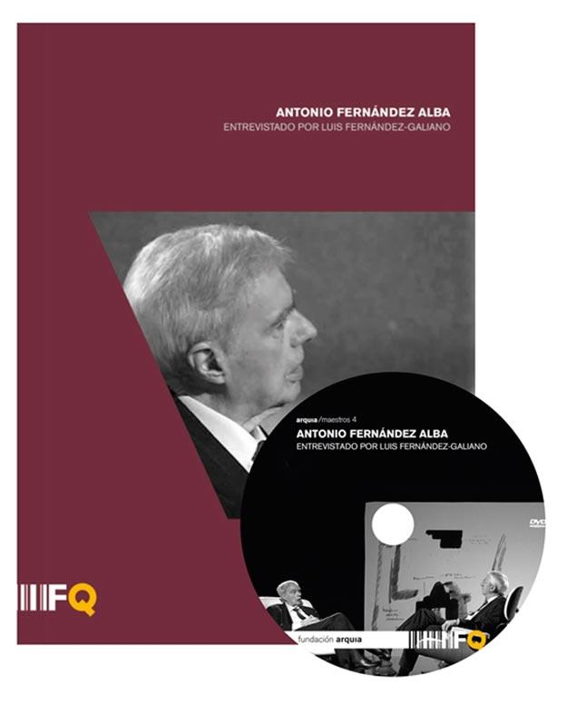 arquia/maestros 4 ANTONIO FERNÁNDEZ ALBA Entrevistado por Luis Fernández Galiano Dirigido por Joan Úbeda, Arnau Monràs y David Ramos (realizador)