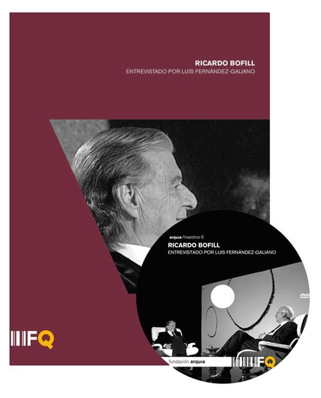arquia/maestros 6 RICARDO BOFILL Entrevistado por Luis Fernández Galiano Dirigido por Joan Úbeda, Arnau Monràs y David Ramos (realizador)