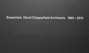Entrevista a Rik Nys, director en David Chipperfield Architects