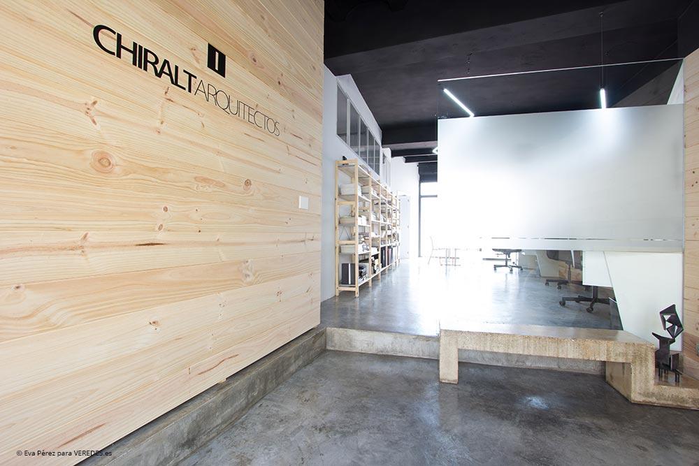 Reforma estudio de arquitectura chiralt arquitectos for Estudio de arquitectura