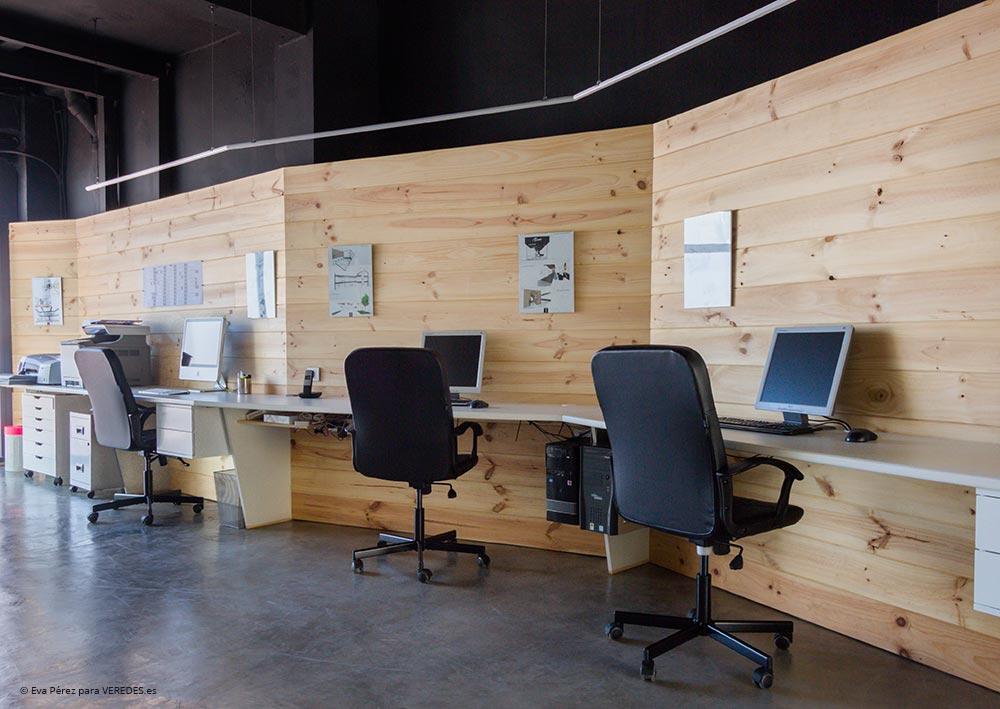 Reforma estudio de arquitectura chiralt arquitectos for Despacho arquitectura