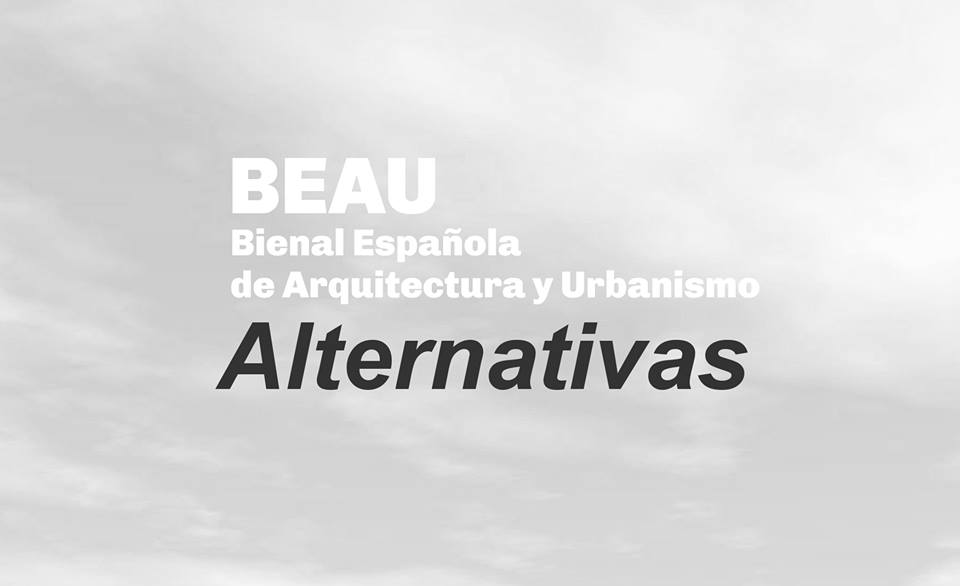 Convocatoria XIII BEAU. Alternativas