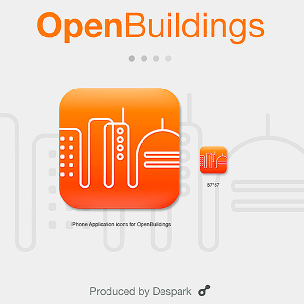 app openbuildings