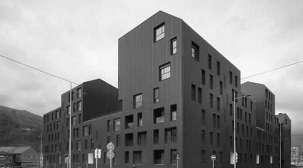 113 viv. protegidas – Mieres / Zigzag arquitectura