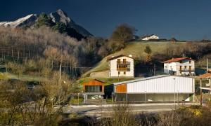Arribe Atallo. Casa Concejil e Frontón | VAUMM arquitectura y urbanismo
