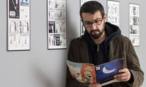 Xavier Campos · architecture, cómic and critique | Lexcursó