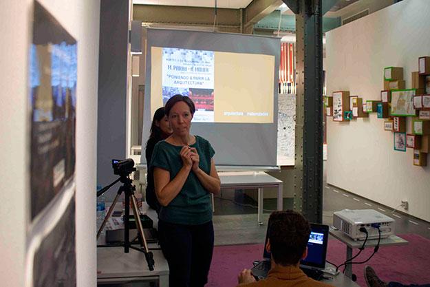 Angela Müller - Marta Parra Casado| Arquitectura de Maternidades | Charla en Arquitangentes