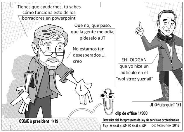 Una ilustración de Lexcursó