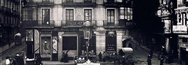 Antigua pastelería Colmena, Barcelona