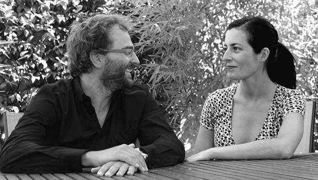 Javier Palacios y Andrea Gutiérrez, socios fundadores de La Habitación Verde | Fotografía: La Habitación Verde